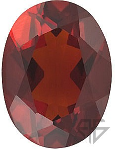 <b>MADEIRA CITRINE <BR>Oval Cut Gems</b><BR> Standard - Calibrated